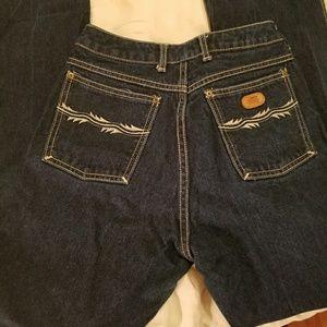 Vintage 80s Jesse jeans
